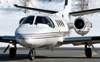 ARGUS Safety Rated Citation 500 Private Jet