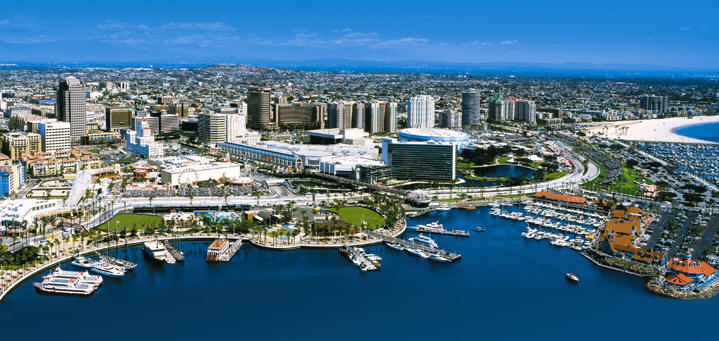 Fly executive Jets to Long Beach, California