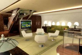 Private Jet Charter Airbus 380