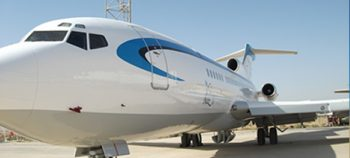 Charter Private Boeing 727 VIP Jet