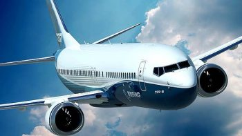Corporate Travel Business Airliner Boeing 737 Private Jet