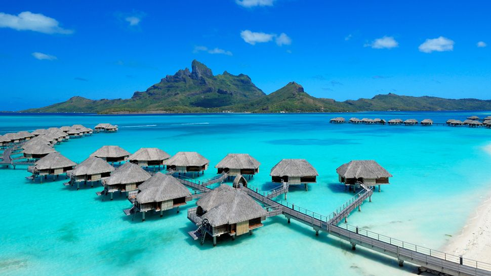 Private Charter Flights to Bora Bora - Charter Flight Group