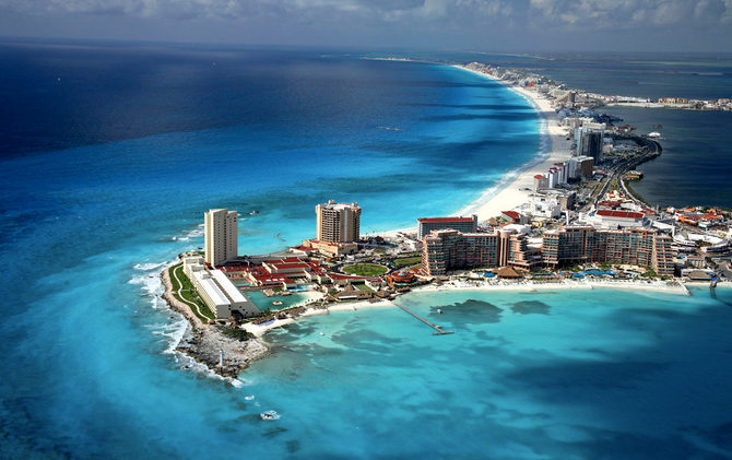 Private Plane Charter to Cancun, Mexico - Charter Flight Group