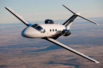 ARGUS Safety Rated Aircraft Citation Mustang