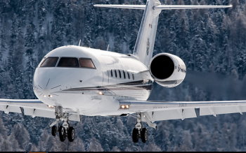 Private Jet Flights on the Challenger 600 - 601