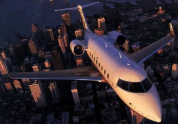 Charter Challenger 604 Private Jet