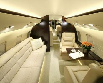 Private Jet Challenger 850 Flights - Charter Flight Group