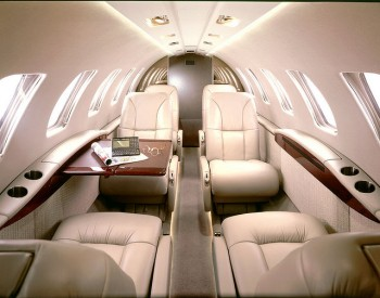 Private Jet Charter on the Citation CJ2