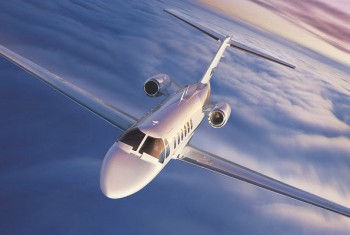 Business Citation CJ2 Private Jet - Charter Flight Group