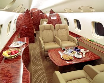 Arrange a Private Jet on the Embraer Legacy 600