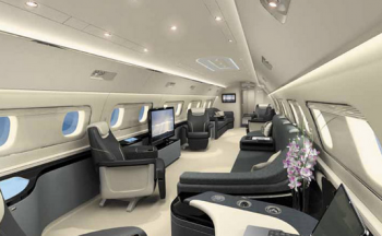 Private Jet Aviation Embraer Lineage 1000