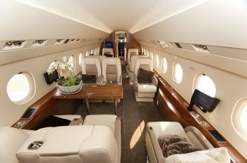 Falcon 7x Jet Aircraft Charter Private Jet Flight Cfg