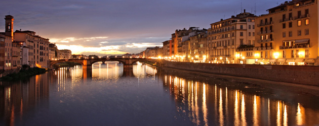 Charter Private Jet Flight to Florence Italy