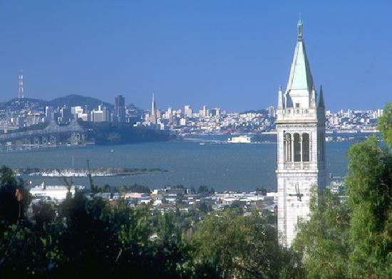 Air Charter Service to Berkeley California