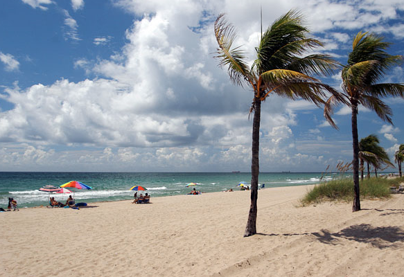 Charter a Private Jet to Fort Lauderdale Florida - Charter Flight Group