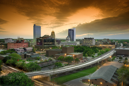 Fly an Executive Private Jet to Fort Wayne Indiana