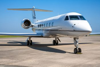 Private Jet Charter Gulfstream G550