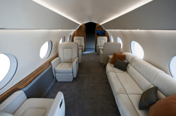Gulfstream G650 Jet Aircraft Charter - Charter Flight Group