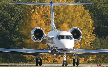 Corporate Private Jet Charter Gulfstream GIVSP