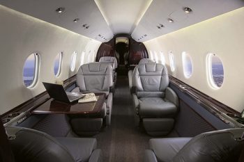 Charter Jet Hawker 4000