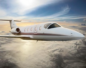 Executive Business Hawker 400XP Jet