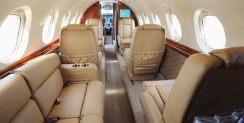 ARGUS Safety Rated Hawker 750 Private Jet Flights
