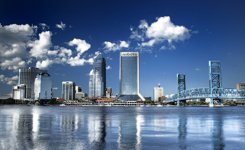 Private Jet Charter to Jacksonville Florida