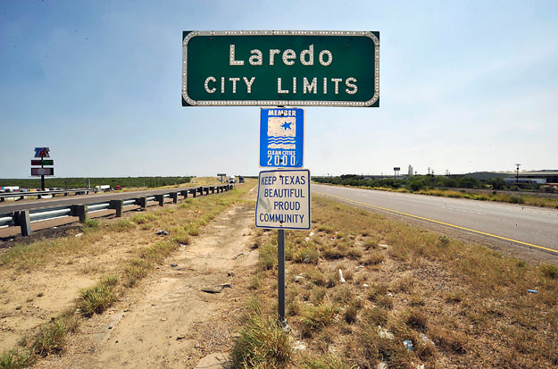 Executive Private Jet Flight to Laredo Texas