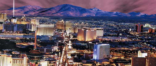Private Plane Charter Service to Las Vegas Nevada