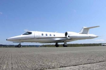 Privat Aviation Learjet 35 Aircraft