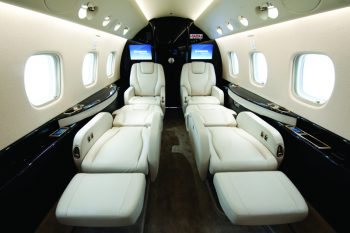 Charter Private On Embraer Legacy 650