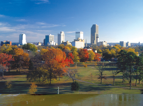Jet Air Charters to Little Rock, AR