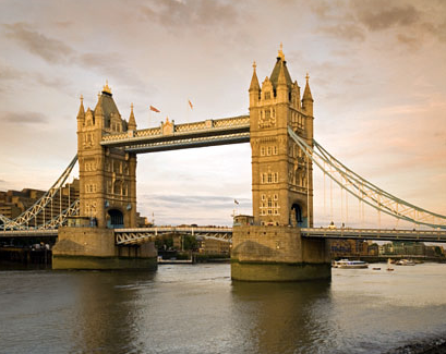 Charter Private Flight to London England