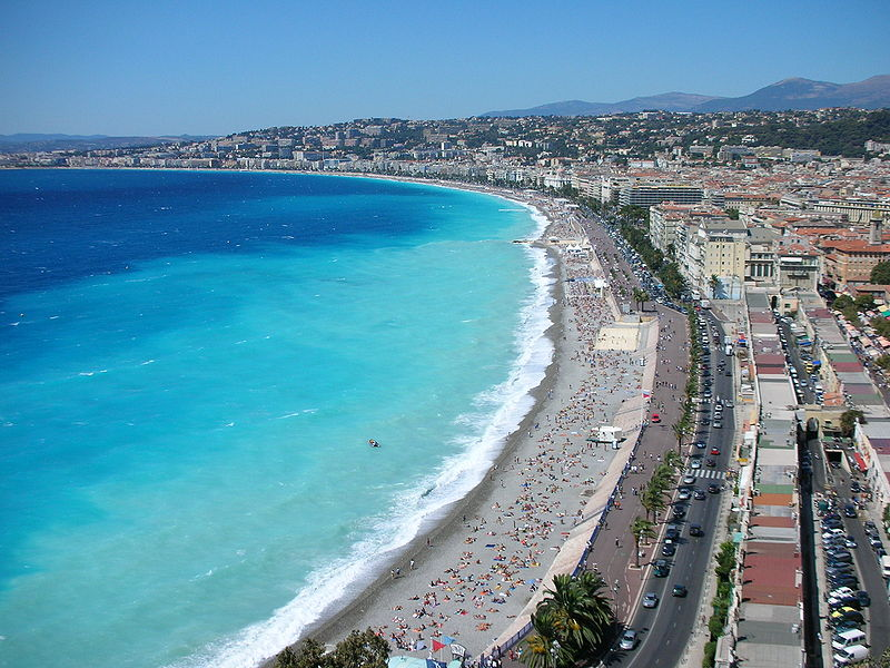 Charter Private to Nice France - Charter Flight Group