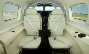 Charter Flight Piper Meridian Aircraft
