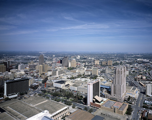 ARGUS Rated Charter Jets to San Antonio Texas - Charter Flight Group