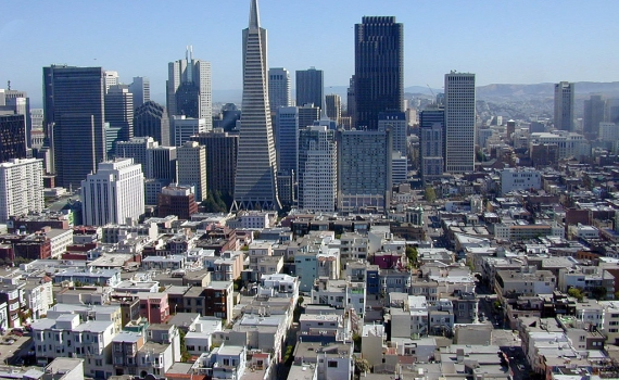 Fly Private Charter to San Francisco with Charter Flight Group