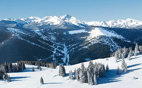 Private Plane Charter to Vail Colorado