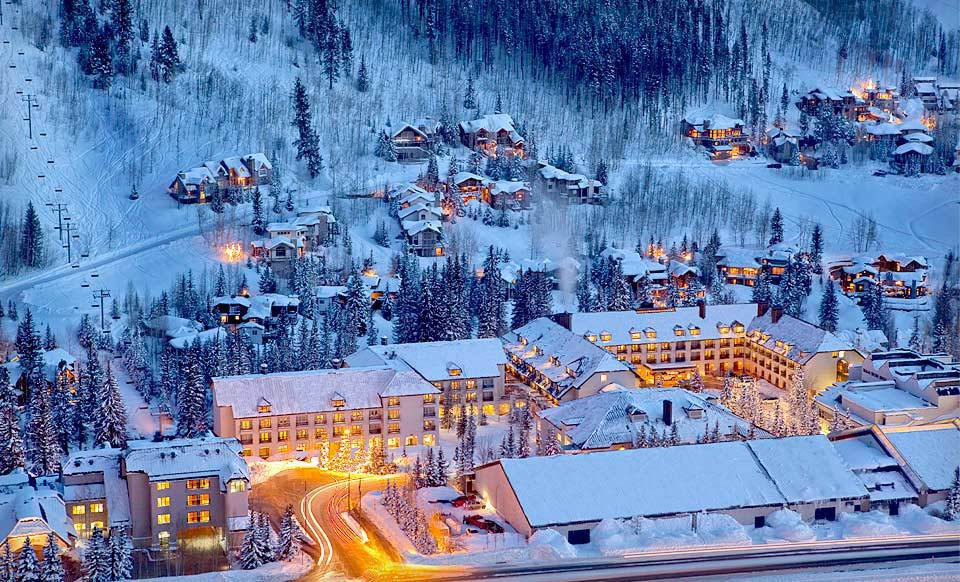 Vail Colorado Aircraft Charter Flights