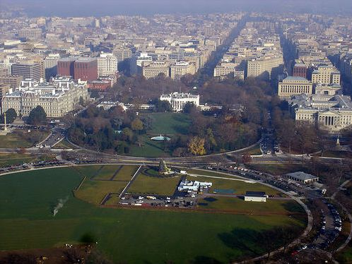 Private Jet Charter Flights to Washington DC