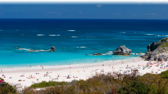 Charter Private Jet to Bermuda