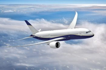 Corporate Business Charter Travel - Boeing Business Jet