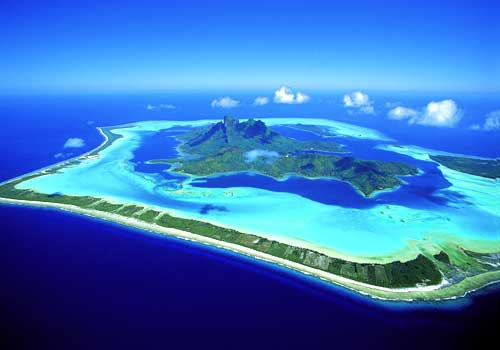 Bora Bora Private Jet Charters - Charter Flight Group