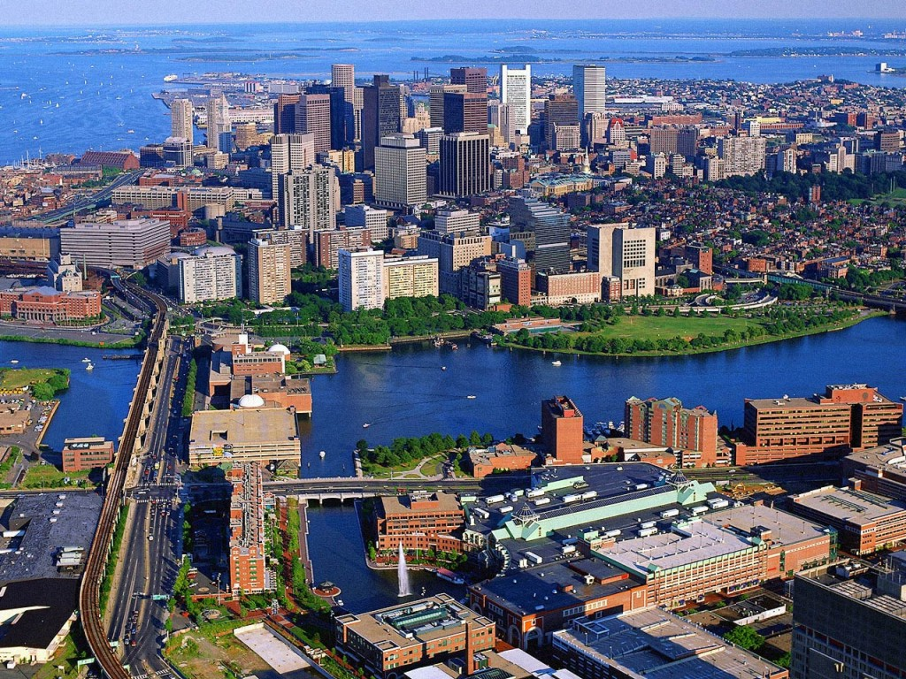 Air Jet Charter to Boston Massachusetts