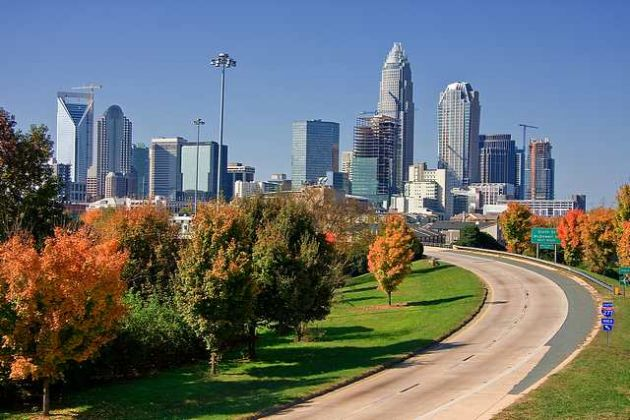 Private Aircraft Charter Services to North Carolina