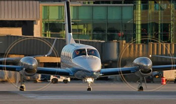 Charter Private Air with Piper Cheyenne - Charter Flight Group