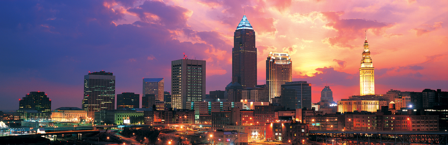 Cleveland Ohio Private Jet Charters w