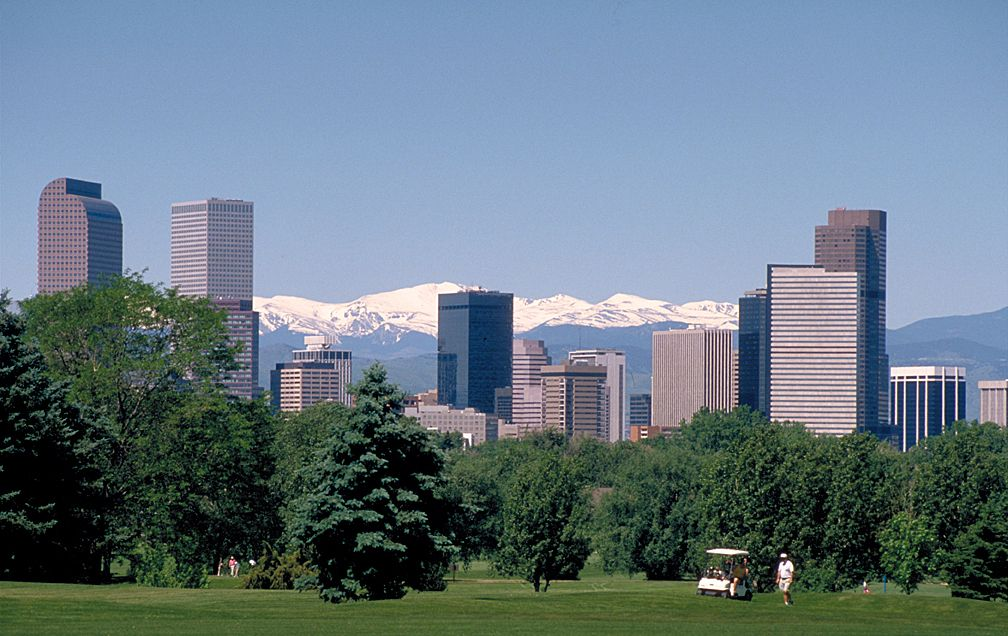 Denver Colorado - Private Flights, Charter Jet Planes | CFG