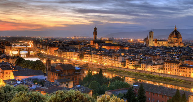 Charter Private to Florence Italy - Charter Flight Group