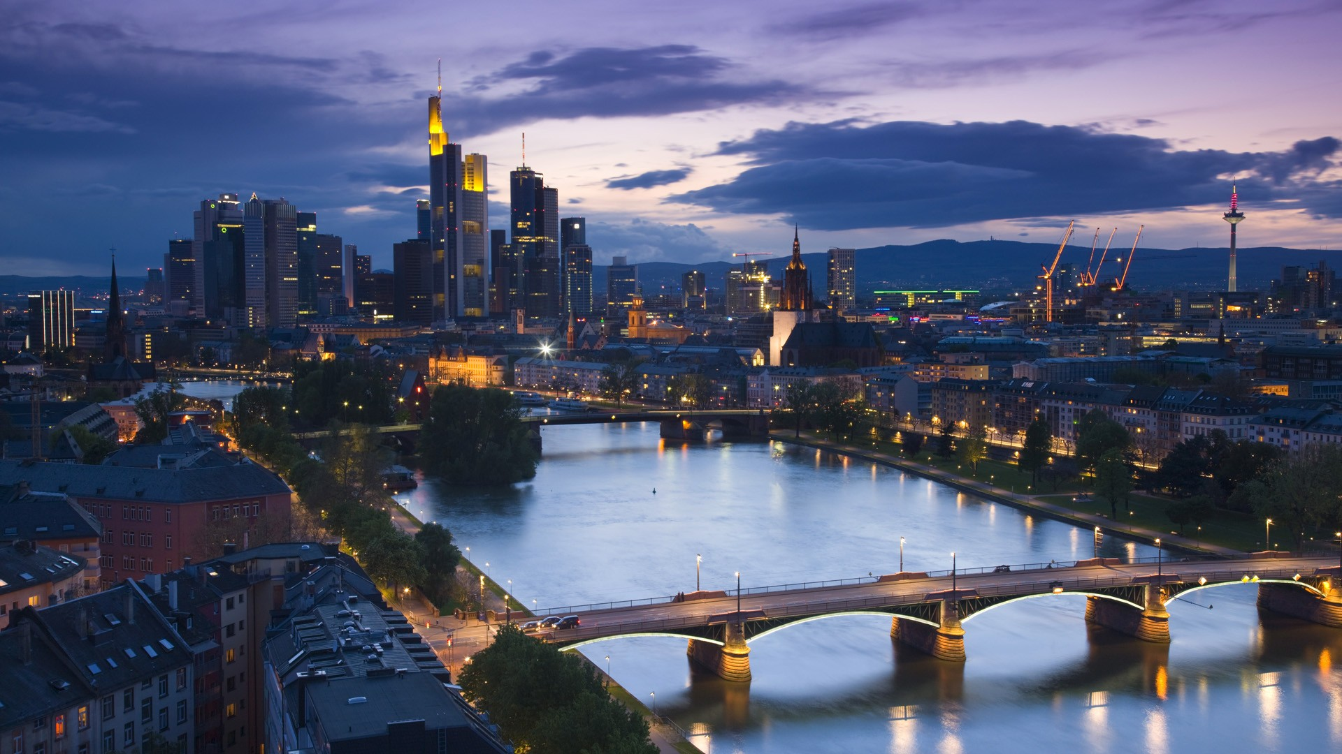Frankfurt am Main Germany  city photos gallery : frankfurt am main is germany s second largest metropolitan region the ...